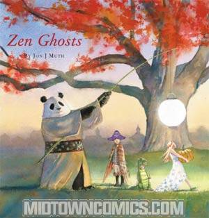 Zen Ghosts HC