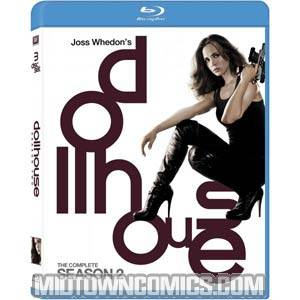 Dollhouse Season 2 Blu-ray DVD