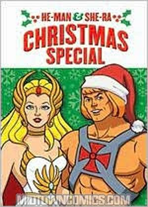 He-Man And She-Ra Christmas Special DVD