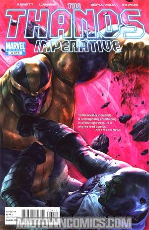 Thanos Imperative #4