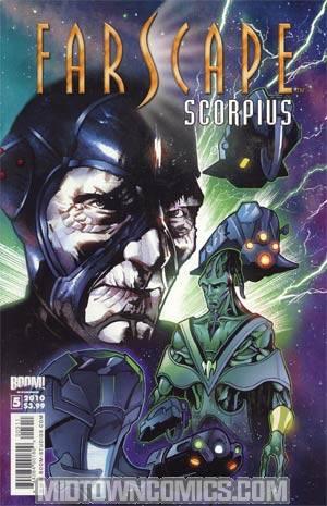 Farscape Scorpius #5