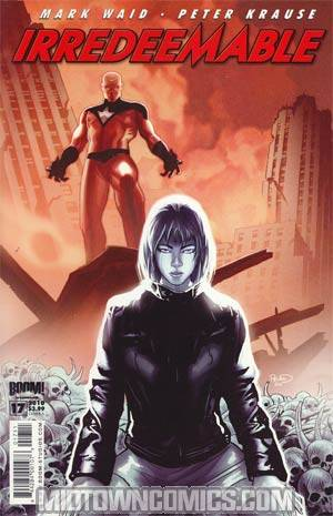 Irredeemable #17 Regular Cover A