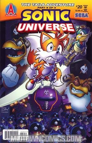 Sonic Universe #20