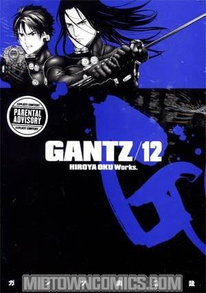 Gantz Vol 12 TP