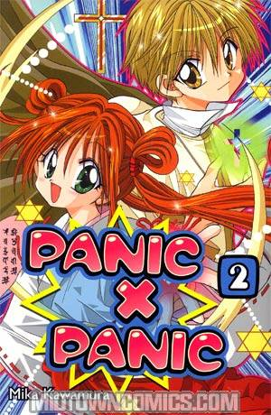 Panic X Panic Vol 2 GN