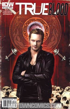 True Blood #3 1st Ptg Regular Cover B