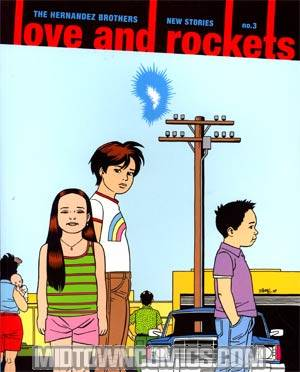 Love And Rockets New Stories Vol 3 TP