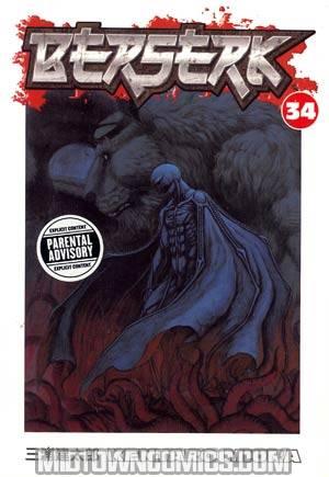 Berserk Vol 34 TP