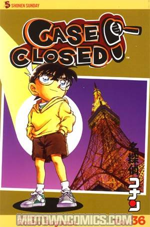Case Closed Vol 36 GN