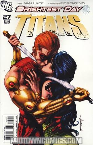 Titans Vol 2 #27 (Brightest Day Tie-In)