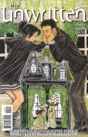 Unwritten #20