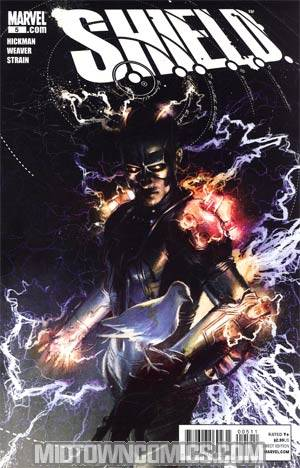 S.H.I.E.L.D. Vol 2 #5 Regular Gerald Parel Cover