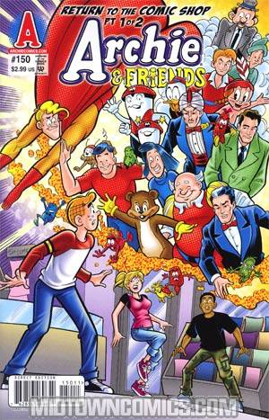 Archie & Friends #150