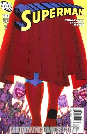 Superman Vol 3 #703 Regular John Cassaday Cover