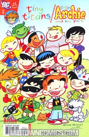 Tiny Titans Little Archie #1