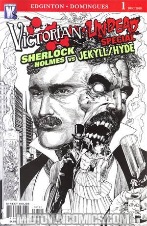 Victorian Undead Special #1