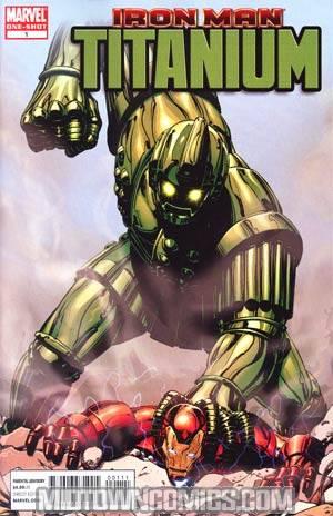 Iron Man Titanium #1