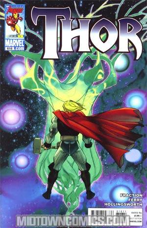 Thor Vol 3 #616 Regular Pasqual Ferry Cover