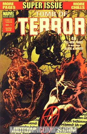 Tomb Of Terror One Shot