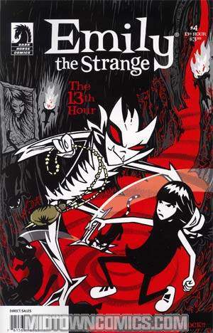 Emily The Strange 13th Hour #4