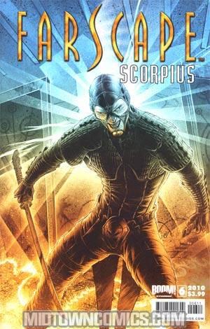 Farscape Scorpius #6
