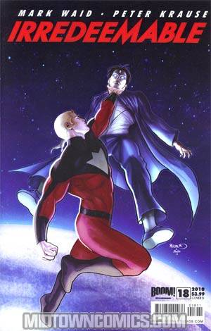 Irredeemable #18 Regular Cover B