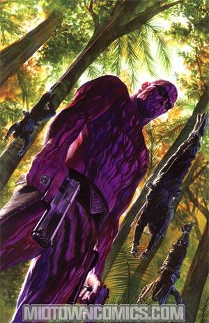 Last Phantom #2 Incentive Alex Ross Virgin Cover