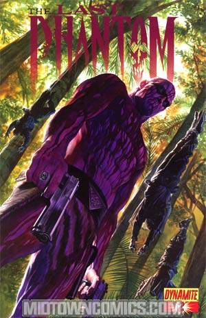 Last Phantom #2 Regular Alex Ross Cover