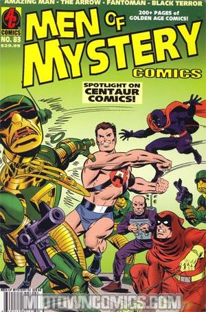 Men Of Mystery #83