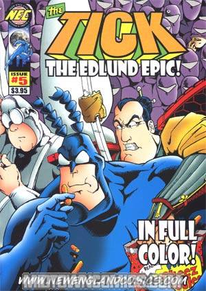 Tick Edlund Epic #5