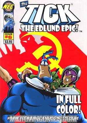 Tick Edlund Epic #6
