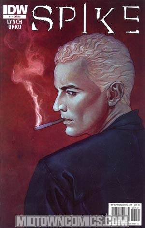Spike #1 Incentive Jenny Frison Variant Cover