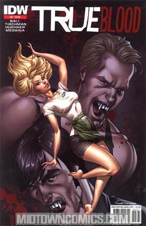 True Blood #2 2nd Ptg