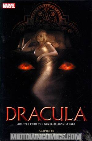 Marvel Illustrated Dracula HC