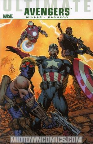 Ultimate Comics Avengers Next Generation TP