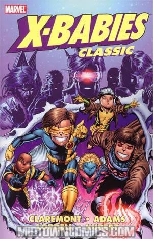 X-Babies Classic Vol 1 TP