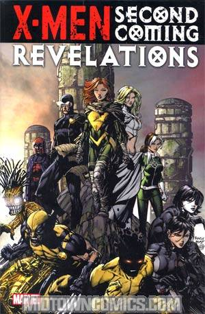 X-Men Second Coming Revelations HC