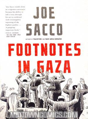 Footnotes In Gaza TP