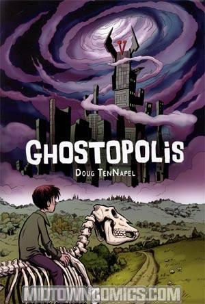 Ghostopolis HC