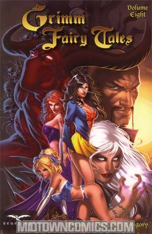 Grimm Fairy Tales Vol 8 TP