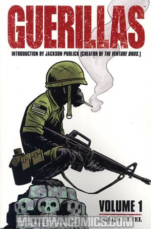Guerillas Vol 1 TP