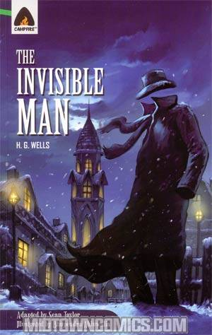 Invisible Man TP By Campfire