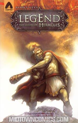 Legend The Labors Of Heracles TP By Campfire