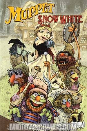 Muppet Snow White TP