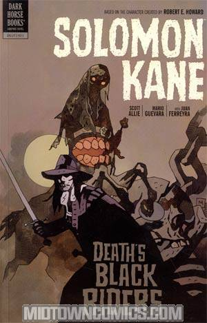 Solomon Kane Vol 2 Deaths Black Riders TP