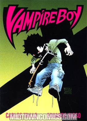 Vampire Boy TP
