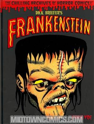 Dick Briefers Frankenstein HC