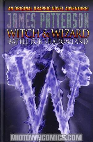 Witch & Wizard Vol 1 Battle For Shadowland HC