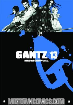 Gantz Vol 13 TP