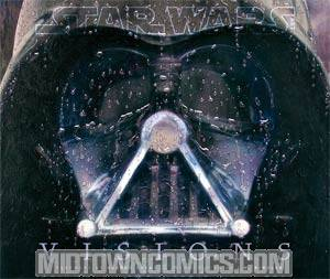 Star Wars Art Visions HC Limited Edition